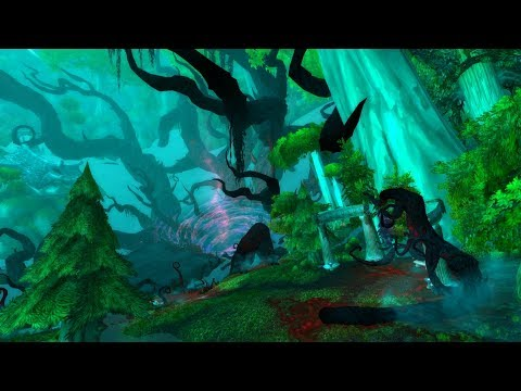 World of Warcraft Then and Now: Emerald Nightmare
