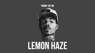 "Free Chance The Rapper | Mac Miller Type Beat - ""Lemon Haze"""