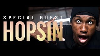 Twitter Round With Hopsin Only On SKEE Live!