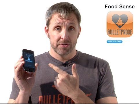 Find Your Food Sensitivities w/ the Food Sense App