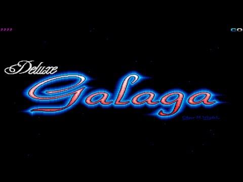 Deluxe Galaga | Amiga/Gameplay/Full HD | Edgar M. Vigdal | 1993