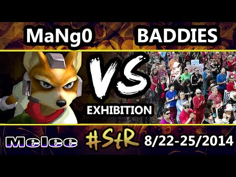 STR - C9 Mango vs. The People - SSBM - Super Smash Bros. Melee