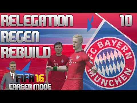 FIFA 16 Bayern Munich Career Mode - RRR - E10
