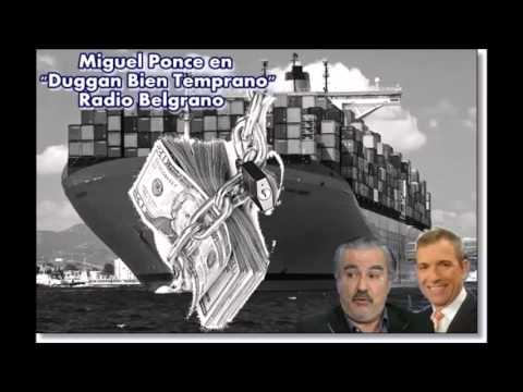 """Entrevista a Miguel Ponce en """"Duggan Bien Temprano"""" por Radio Belgrano - 2-11-15"""