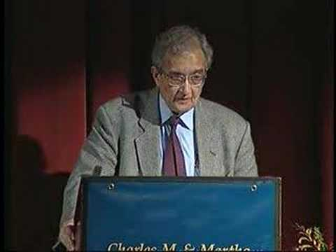 Identity and Violence: The Violence of Illusion with Amartya Sen