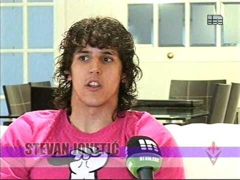 Reportaza TV IN iz Firence: STEVAN JOVETIC [part 1/5]