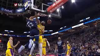 LA Lakers vs Minnesota Timberwolves Full Game Highlights   01/06/2019 NBA Season