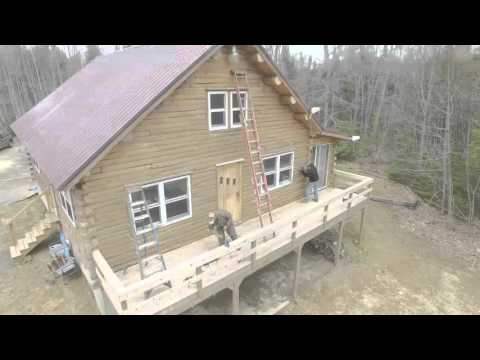 Black Bear Media Blasting and Construction - Drone Footage Part 3