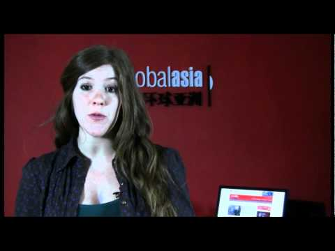 Informativos Global Asia TV 10/02/2011