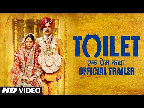 Toilet - Ek Prem Katha Official Trailer
