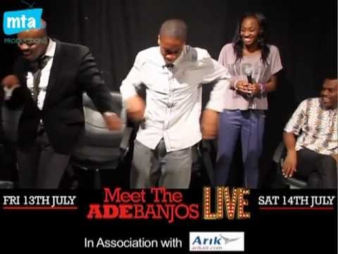 meet the adebanjos watch online Bbc shows interest in meet the adebanjos producers of british african sitco meet the adebanjos will discuss to watch the show visit wwwmeetheadebanjos.