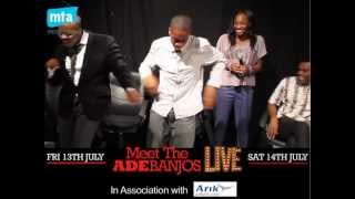 Meet the Adebanjos Azonto Dance Off!