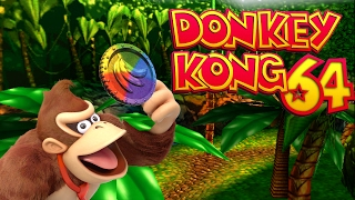 Donkey Kong 64 Rainbow Coin Discovered 17 Years After Release   DK64