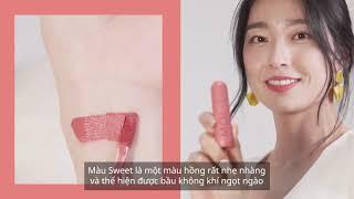 HOA HẬU HÀN QUỐC 2018 MỸ NHÂN SOO MIN LÀM HẲN CLIP REVIEW 7 MÀU SON HOT S GIRL