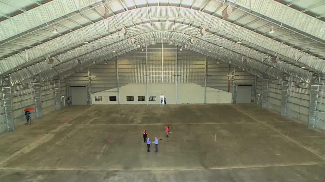 Fire Engineering Solutions Aircraft Hangar High