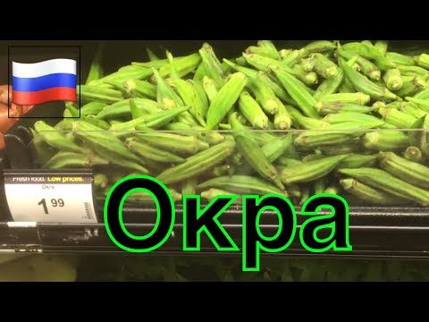 Окра со стейком для Вашего удовольствия Андрей Георгиевич Купцов видео из провинции штата Огайо