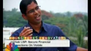 mChek on Young Turks CNBC TV 18 - part 1