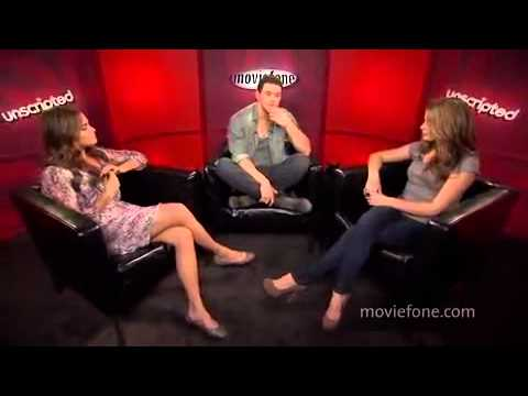 Kellan Lutz,Ashley Greene,Nikki Reed interview