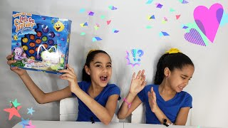 Lets Go Fishing Game Toy Challenge | twins