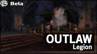 Outlaw Rogue Complete Preview - Legion