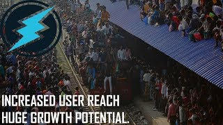 AN ENTIRELY NEW ROUTE TO MARKET OPPORTUNITY FOR ELECTRONEUM.