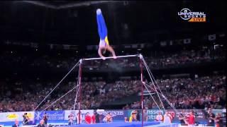 Лучшие моменты мужской спортивной гимнастики на ЧМ 2013
