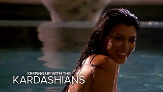 KUWTK Kourtney Kardashian Does Fully Nude Photo Shoot E
