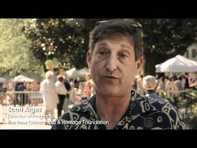 Congo Square New World Rhythms: A New Orleans Festival