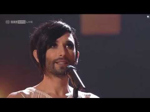 Conchita Wurst (Кончита Вурст) - Diamonds Are Forever, Great Moments, ORF, 20.11.2015
