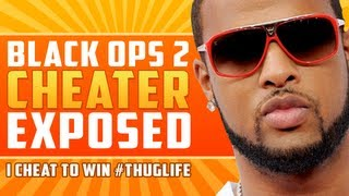 Black Ops 2 CHEATER EXPOSED + Illegal Emblem
