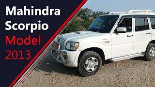 Mahindra Scorpio Diesel VLX 4x2 2013