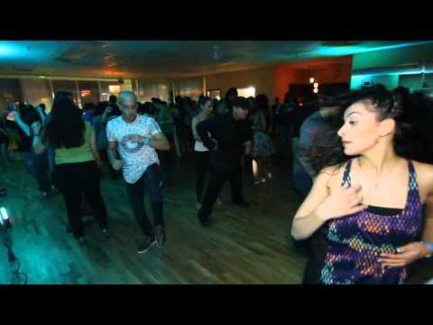 Salrica Salsa Social 03/05 - Jorge y Tanya