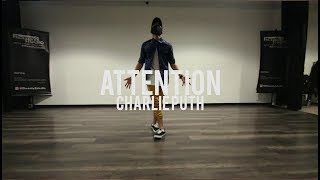 Attention - Charlie Puth | Faruq Suhaimi Choreography