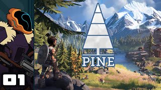 Let's Play Pine - PC Gameplay Part 1 - Don't Build Houses On Crumbling Cliffs