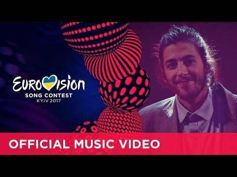 Salvador Sobral - Amar Pelos Dois (Portugal) Eurovision 2017 - Official Music Video