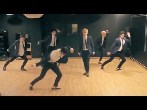 開始Youtube練舞:Warning Sign-TEEN TOP | 個人舞蹈練習