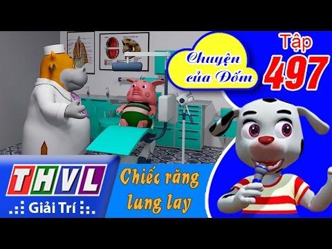 THVL | Chuyện của Đốm - Tập 497: Chiếc răng lung lay