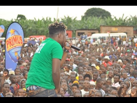 For the first time since its inception three seasons ago, Primus Guma Guma Superstar (season 4 contestants) performed in Kabarondo town in Kayonza, Eastern P...