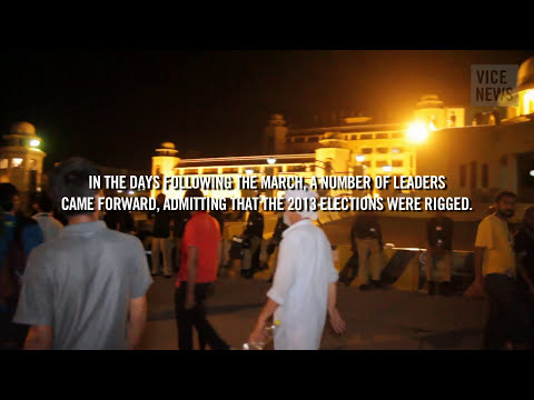 Civil Disobedience in Pakistan: The March on Islamabad (Dispatch 1)