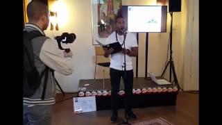 Peace Brigades International - Nederland Gesproken woord van Dwight van de Vijver
