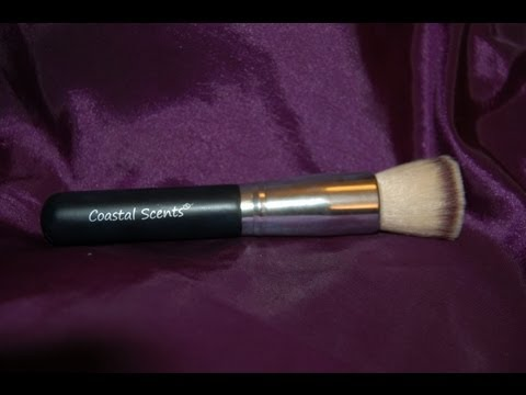 Coastal Scents Brush Review/Comparison