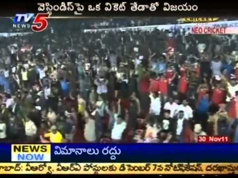 Telugu Sports News - India Won Katak One Day (TV5)