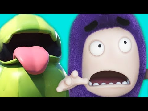 Oddbods - SURVIVAL INSTINCT | Funny Cartoons For Children | Oddbods & Friends