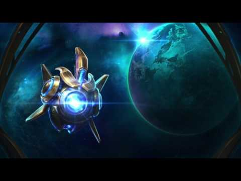 Heroes of the Storm - Probius Login Theme / March 14