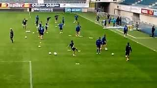 KAA GENT TRAINING