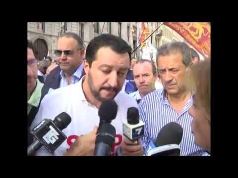 StopInvasione Milano - Matte Salvini - Immigrazione clandestina