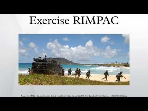 Exercise RIMPAC