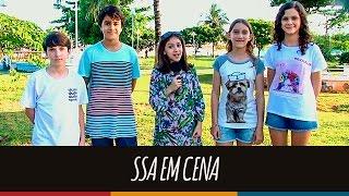 SSA em Cena   Revista Eletrônica 2016   6º ano H