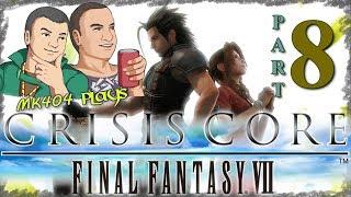 MK404 Plays Crisis Core: Final Fantasy VII PT8 - The Eggman Principle