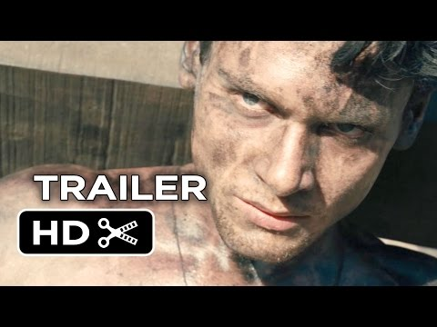 Unbroken Official Trailer #2 (2014) - Angelina Jolie Directed Movie HD